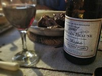 pinot noir wine burgundy france